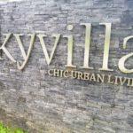 IPI-S 61.3 IPI-E 4.2 Skyvilla Residence for SALE